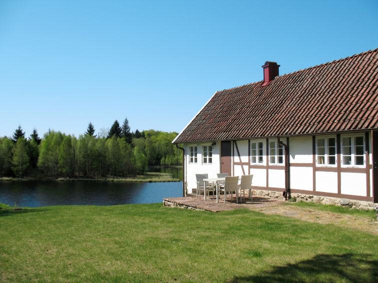 Ferienhaus Enskiftet Sjötorpet SKO157