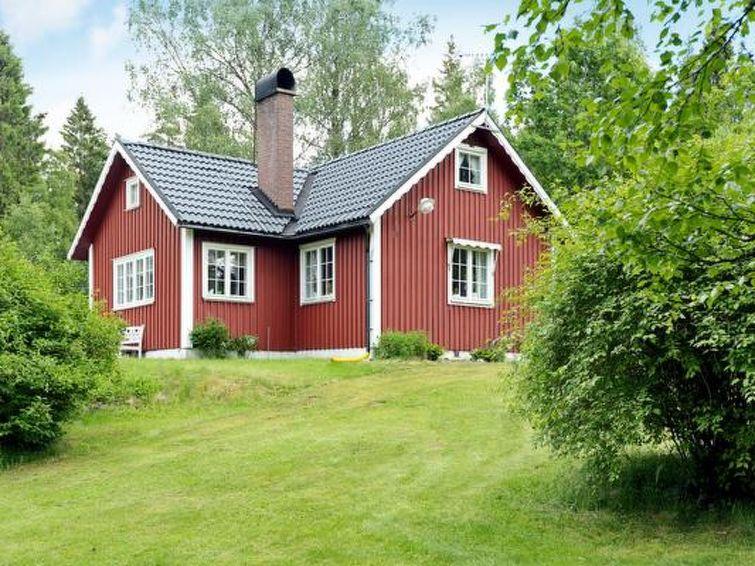 Ferie hjem ökerum med sauna og mikrobølgeovn