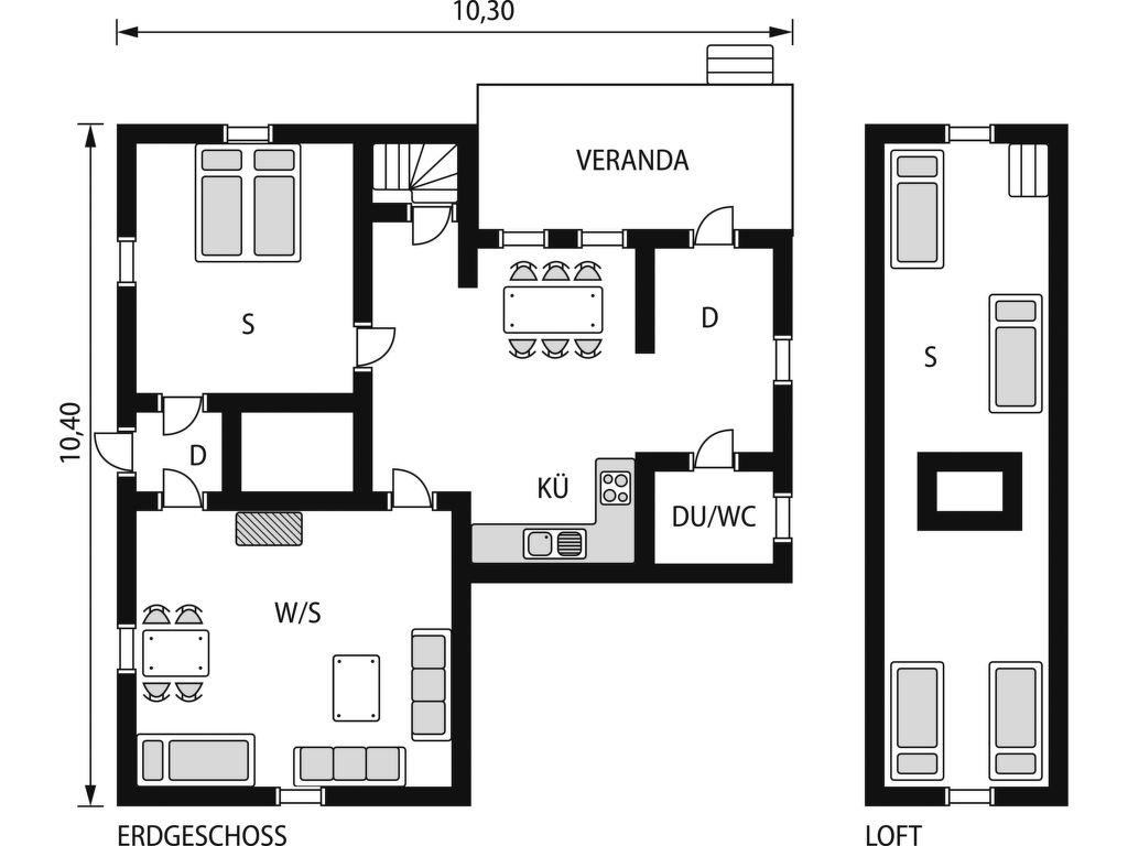 Ferienhaus Milleslätt (SND170) (2690579), Ryd, Kronobergs län, Südschweden, Schweden, Bild 8