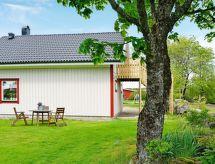Orust/Svanesund med dvd-afspiller og tæt restaurant