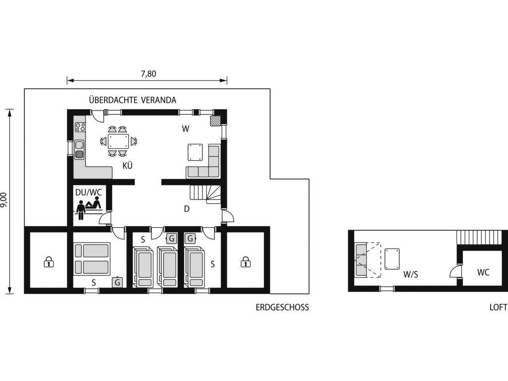 Ferienhaus Aspen (VMD260) (2541270), Sysslebäck, Värmlands län, Mittelschweden, Schweden, Bild 2