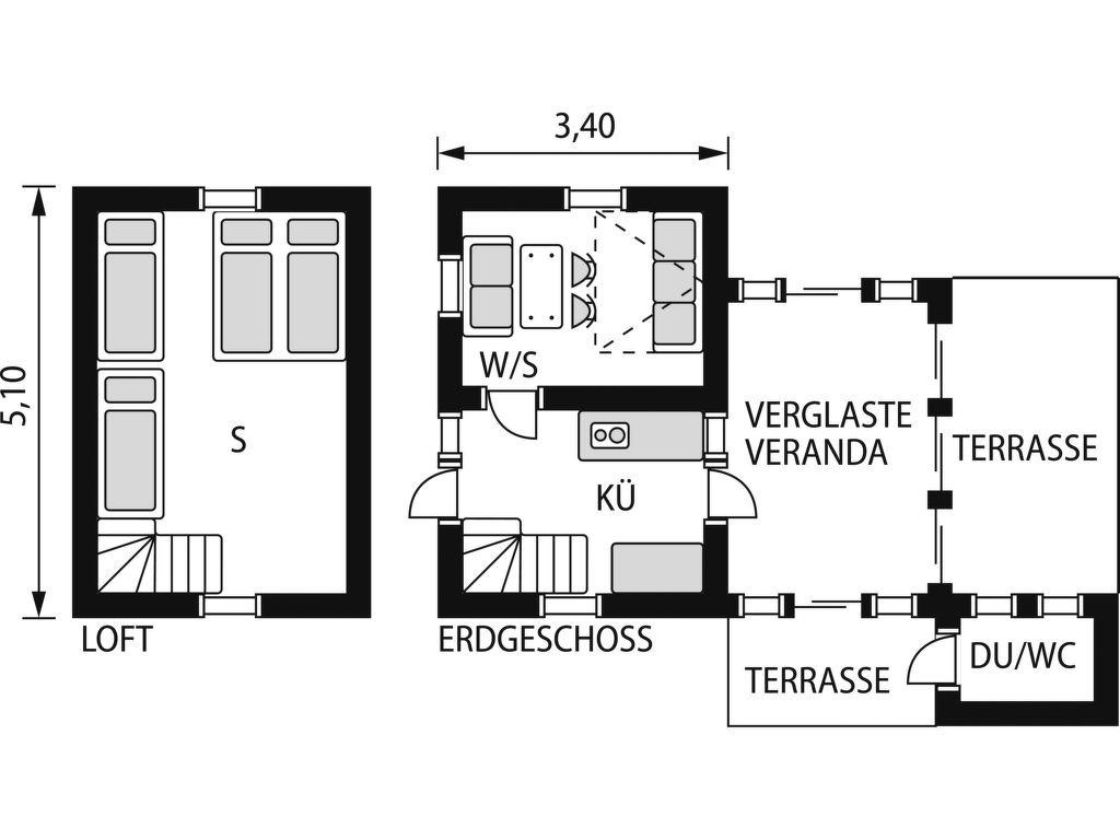 Ferienhaus Fröjered Lillstugan (VGT105) (2648563), Tidaholm, Västra Götaland län, Westschweden, Schweden, Bild 2