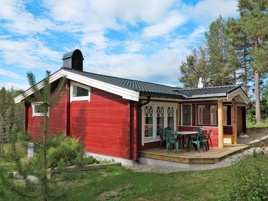 Ferienhaus Kvisthån Idegranen (HJD059) (2649059), Vemhån, Jämtlands län, Nordschweden, Schweden, Bild 1