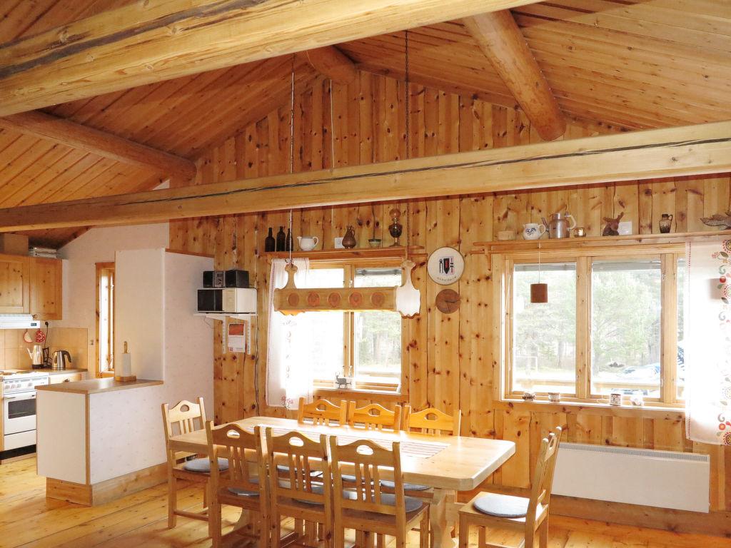 Ferienhaus Kvisthån Tallen (HJD 058) (2690525), Vemhån, Jämtlands län, Nordschweden, Schweden, Bild 10