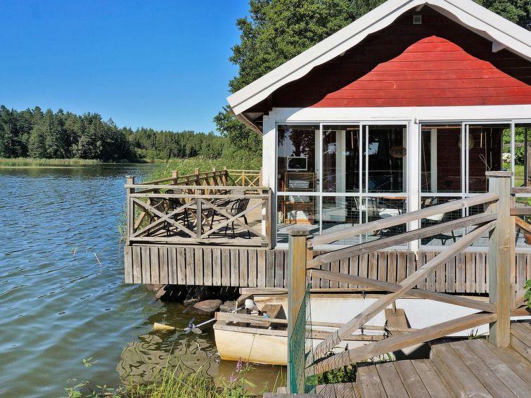 met je hond naar dit vakantiehuis in Vingåker