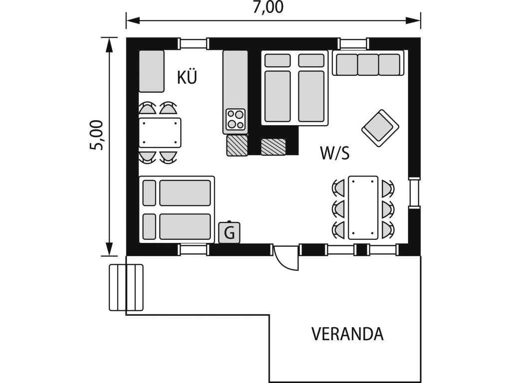 Ferienhaus Ölvattnet (HSL038) (2690527), Ytterhogdal, Jämtlands län, Nordschweden, Schweden, Bild 8