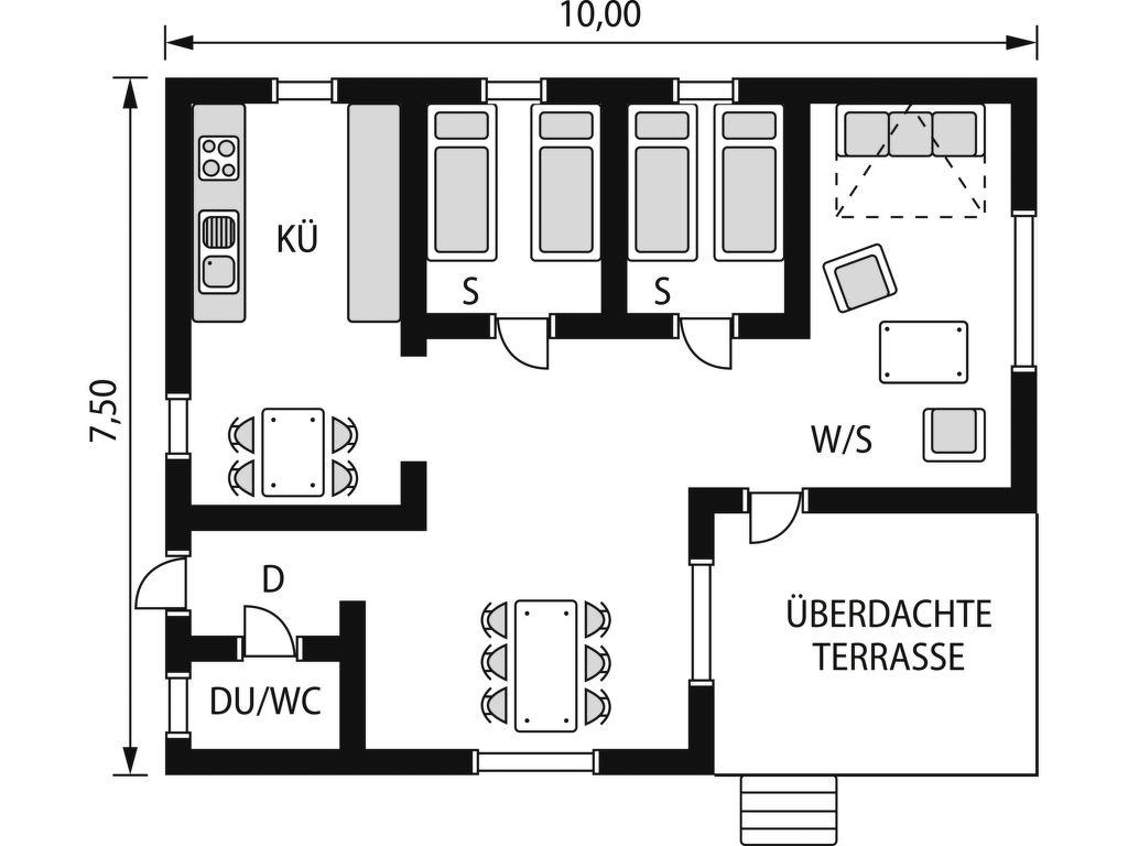 Ferienhaus Lindby Pärlan (STH150) (2648567), Adelsö, Region Stockholm, Mittelschweden, Schweden, Bild 2