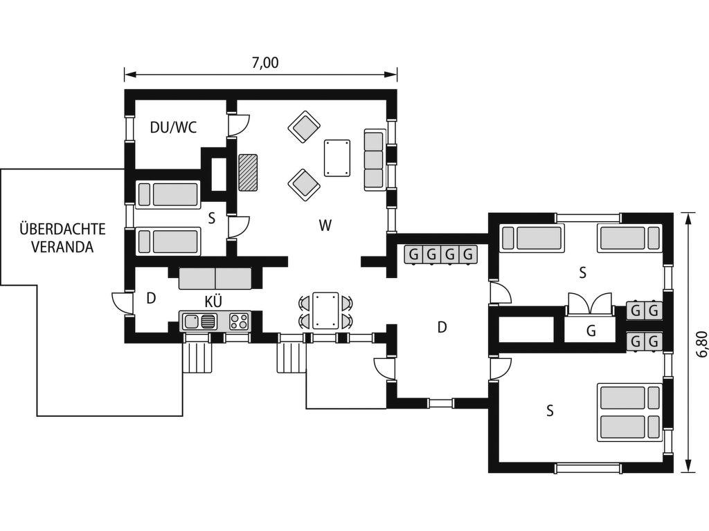 Ferienhaus Lindby Karneolen (STH151) (2648568), Adelsö, Region Stockholm, Mittelschweden, Schweden, Bild 2