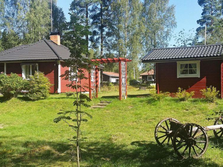 Casa de vacances Söderbärke