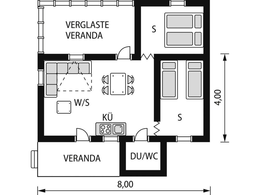 Ferienhaus Pukavik (BLE084) (2648905), Pukavik, Blekinge län, Südschweden, Schweden, Bild 2