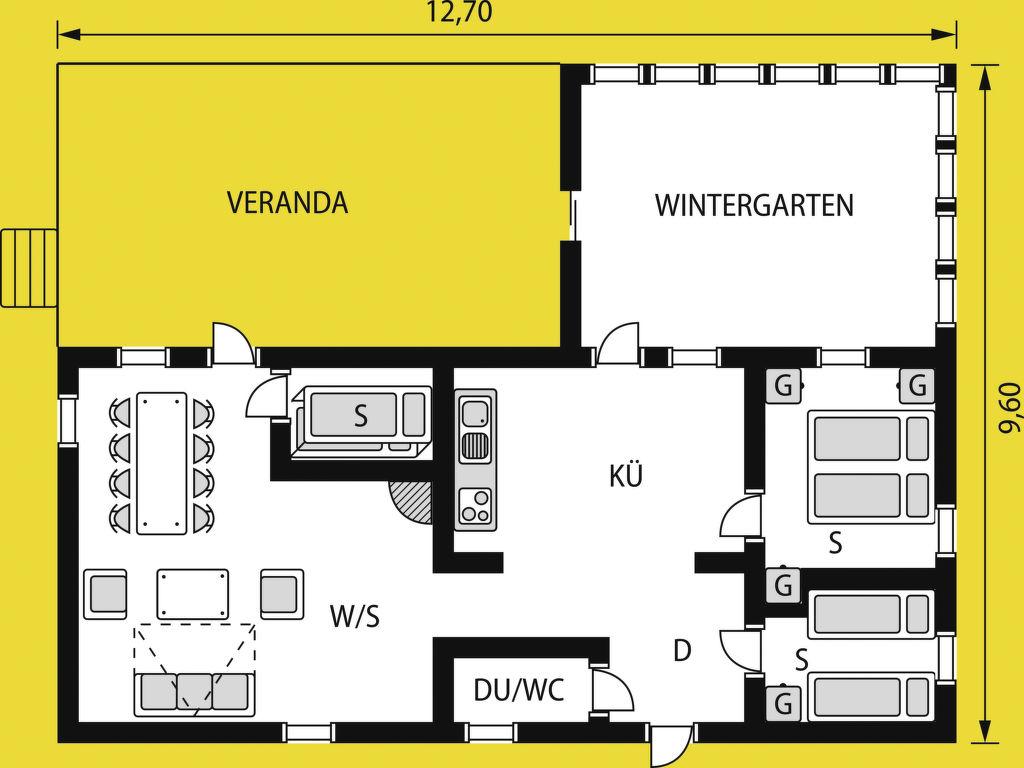Ferienhaus Uskeboda (2690588), Järnboås, Örebro län, Mittelschweden, Schweden, Bild 12