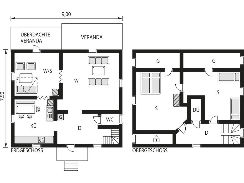 Ferienhaus Bännbäck (VML400) (2648605), Möklinta, Västmanlands län, Mittelschweden, Schweden, Bild 2