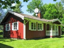 Halland - Maison de vacances Skogsgläntan (HAL023)