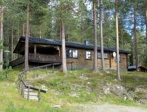 Härjedalen - Maison de vacances Lofsdalen Furan (HJD051)