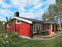 Härjedalen - Maison de vacances Kvisthån Idegranen (HJD059)