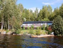 Västmanland - Vakantiehuis Saxhyttan (VML110)