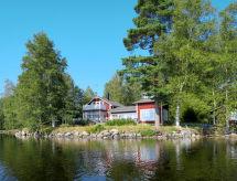 Västmanland - Vakantiehuis Villa Lundsfjärden (VML120)
