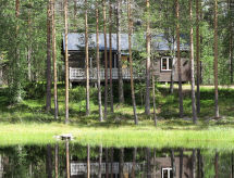 Dalarna - Maison de vacances Rörbäcksnäs (DAN072)