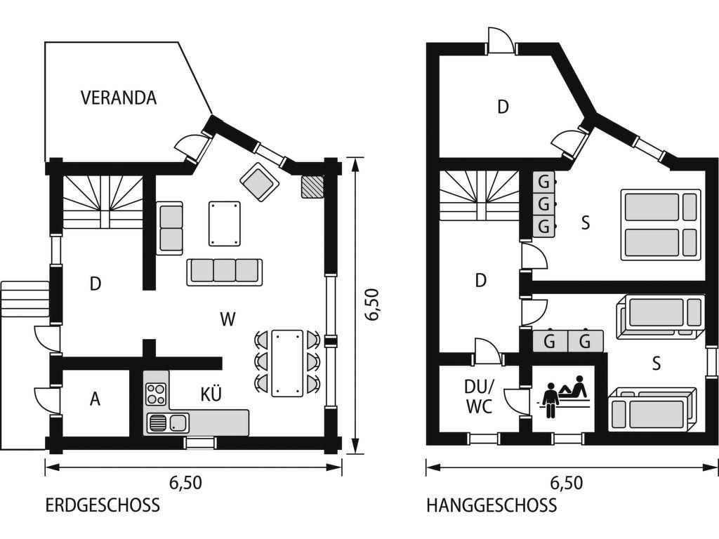 Ferienhaus Korpstigen Renen (DAN074) (112353), Sälen, Dalarnas län, Mittelschweden, Schweden, Bild 2