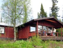 Jämtland - Maison de vacances Högvallen Elden (JAM025)