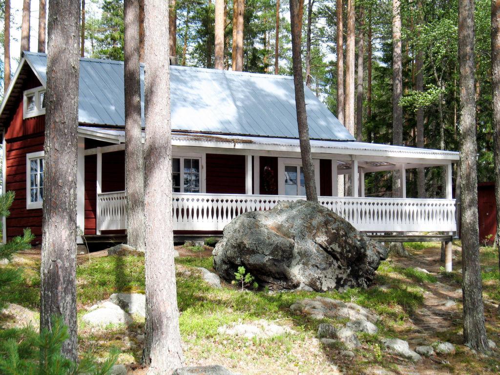 Ferienhaus Korsnäsholmen (MPD058) (109113), Överhogdal, Jämtlands län, Nordschweden, Schweden, Bild 3