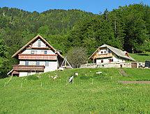 Tourist farm Pr' Vazniku gyerekjátszótérrel és síkságok túrázás