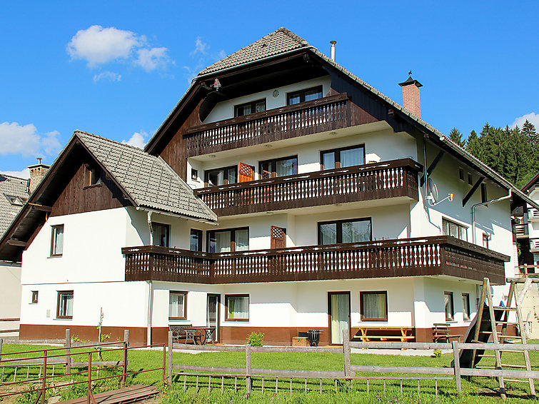Bor - Apartment - Bohinj