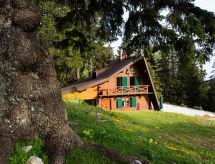 Chalet Alpinka mit Internet und Patio