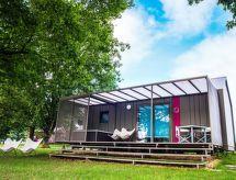Big Berry Luxury Mobile Homes zum Radeln und mit Mikrowelle
