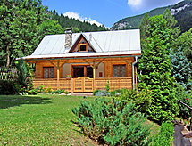 Vacation home Liptovska Anna