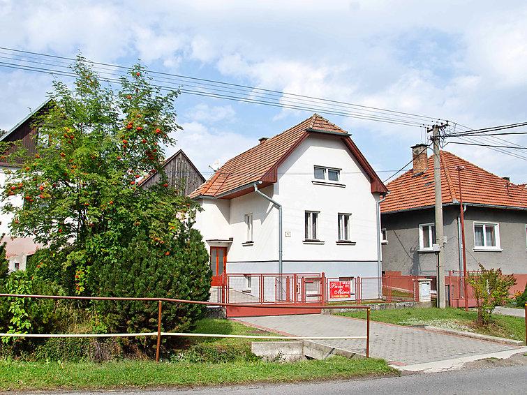Ferienhaus Závažná Poruba