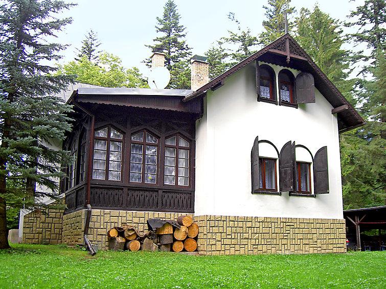 met je hond naar dit vakantiehuis in Tatranska Kotlina