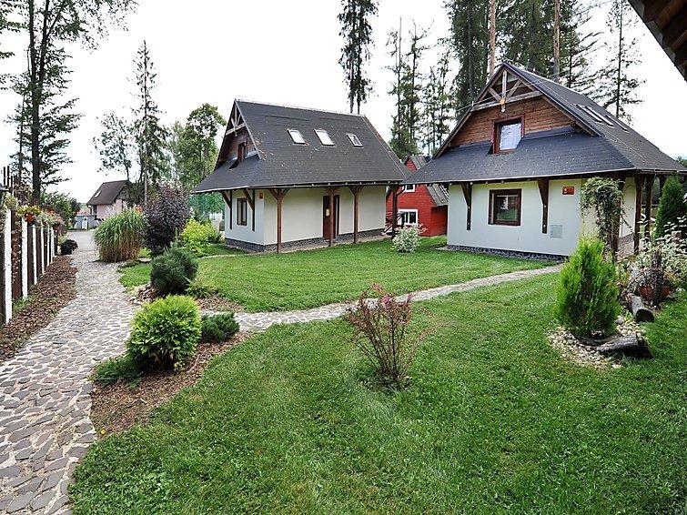 Ferienhaus Velký Slavkov