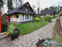 Velký Slavkov - Ferienhaus Domek Tatry