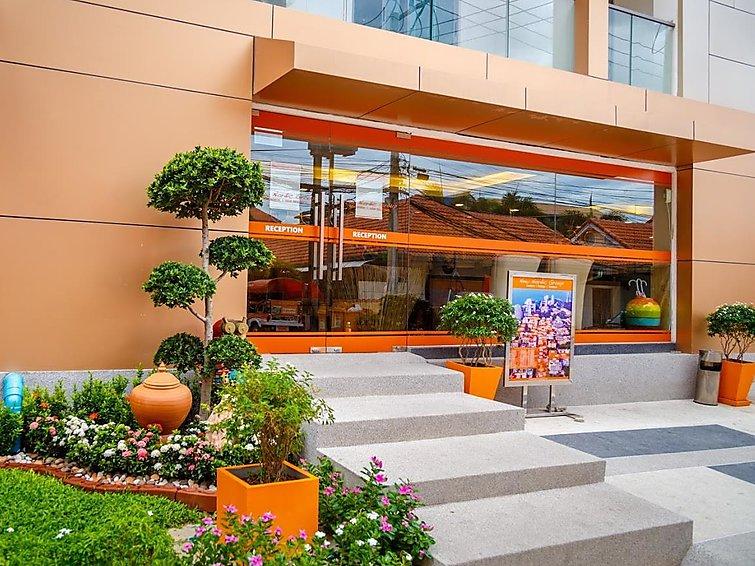 Ferienwohnung Pattaya-City