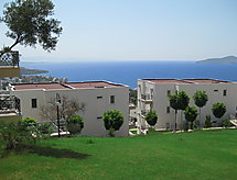 Bodrum apartments with sea view and internet