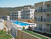 Bodrum apartment with pool for children and pool
