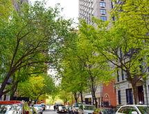 New York/Manhattan - Ferienwohnung Midtown Garden