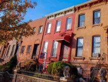 New York / Brooklyn - Ferienwohnung Lovely Historic Brownstone