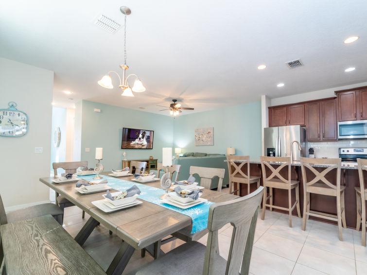 Villa Solara 1 Accommodation in Orlando