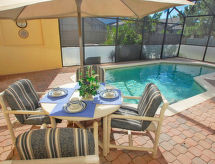 Summer Beach Villa wlan és terasszal