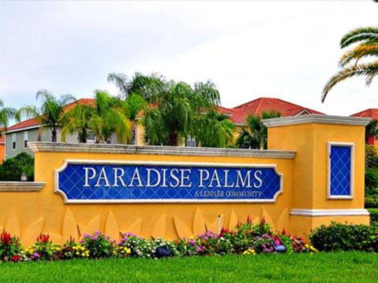 Candy Palm Villa 2 - Chalet - Kissimmee