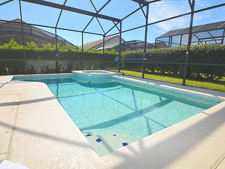 Tuscan Sun Villa in Orlando