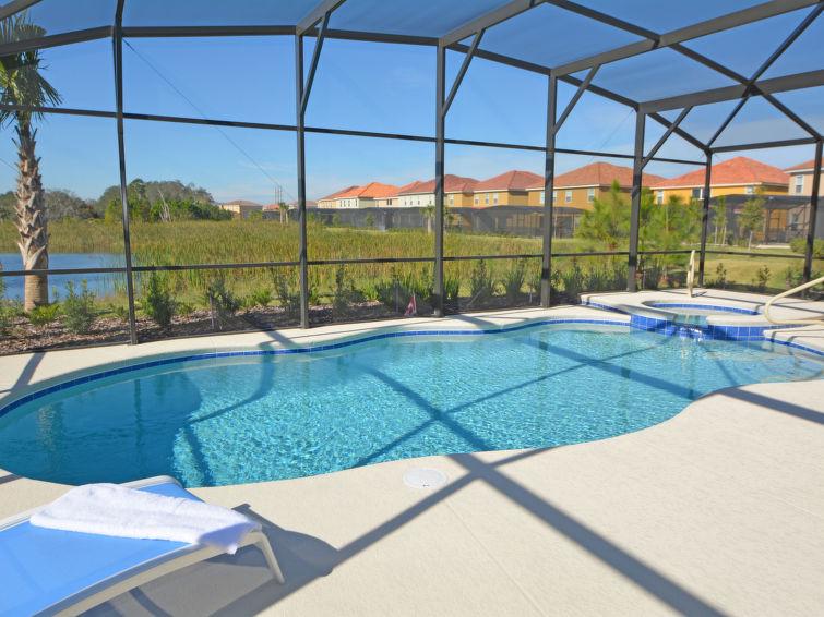 Sunny Solterra Villa in Orlando