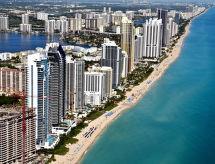 Beachfront con solarium und la pulizia