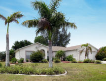 Cape Coral - Vacation House Off Water (CCR433)