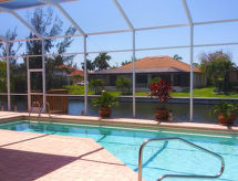 Cape Coral - Vakantiehuis Villa Oasis