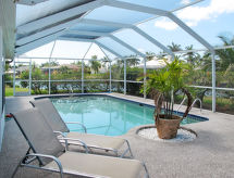 Cape Coral - Vacation House South West (CCR415)