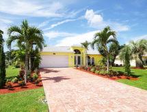 Cape Coral - Apartment Ferienhaus mit Pool (CCR430)