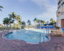 Apartamento Gulf Resort, Fort Myers Beach, Verano